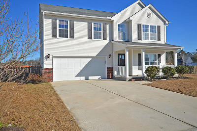 Summerville Single Family Home For Sale: 5042 Ballantine Dr