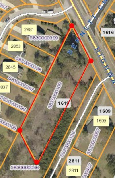 Residential Lots & Land For Sale: 1619 Highway 41