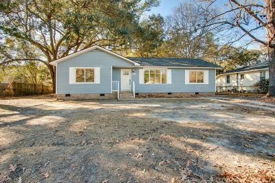 Single Family Home For Sale: 7637 Pinehurst Street