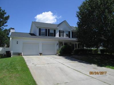 Single Family Home For Sale: 3806 Denham Street