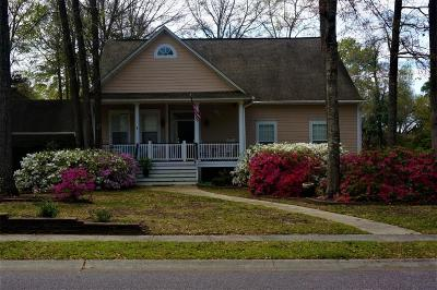 Single Family Home For Sale: 3009 Macbeth Creek Drive