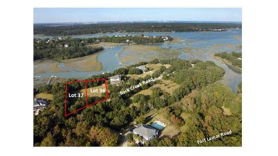 Charleston Residential Lots & Land For Sale: 1679 Back Creek Road