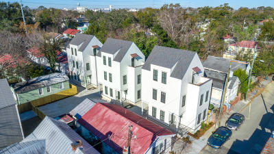 Single Family Home For Sale: 3 1/2 Maranda Holmes Street #C