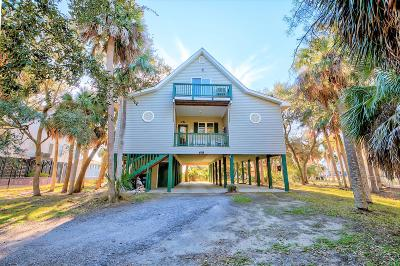 Edisto Island Single Family Home For Sale: 618 Pompano Road