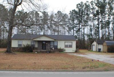 Summerville Single Family Home For Sale: 932 Jedburg Road