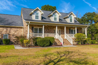Moncks Corner Single Family Home Contingent: 103 River Oak Court