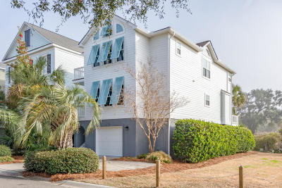 Isle Of Palms Single Family Home For Sale: 47 Morgans Cove Drive