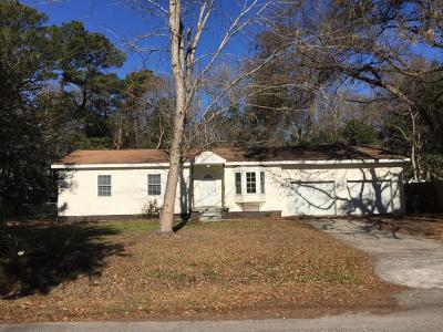 Johns Island Single Family Home Contingent: 3472 Cynthia Drive