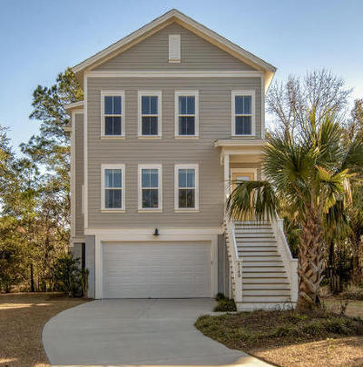 Single Family Home For Sale: 4140 Egrets Point Drive
