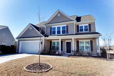 Goose Creek Single Family Home Contingent: 211 Pagoda Tree Drive