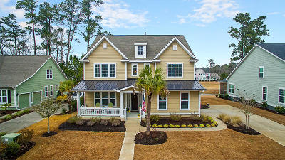 Legend Oaks Plantation Single Family Home For Sale: 225 Silver Cypress Circle