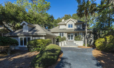 Kiawah Island Single Family Home For Sale: 7 Governors Drive
