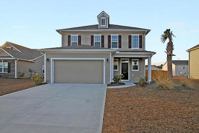Single Family Home Contingent: 7809 Open Ct