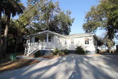 Folly Beach Single Family Home For Sale: 308 E Huron Avenue
