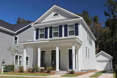 Charleston County Single Family Home For Sale: 1996 Fleming Woods Road