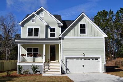 Charleston County Single Family Home Contingent: 1613 Secessionville Road