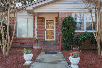 Charleston Single Family Home For Sale: 707 Windward Road