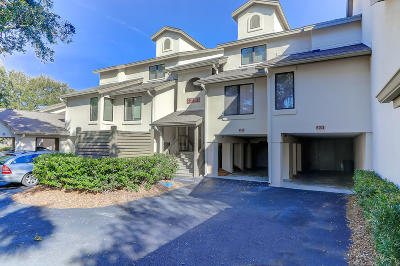 Isle Of Palms Attached For Sale: 306 Yacht Harbor Court #C