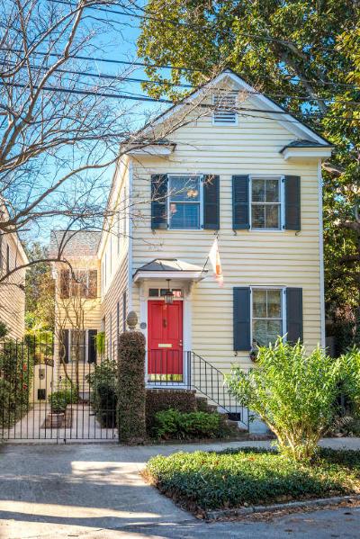 Single Family Home For Sale: 17 Elizabeth Street