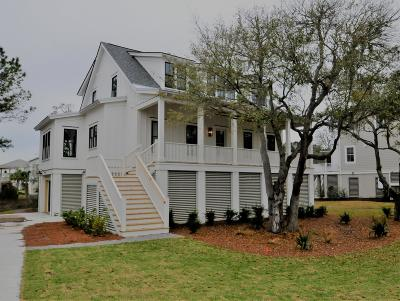 Charleston Single Family Home For Sale: 1543 Creek Side Way