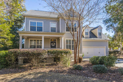 North Charleston Single Family Home For Sale: 8594 Refuge Pointe Circle