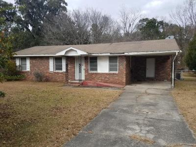 Charleston Single Family Home Contingent: 2974 Marginal Road