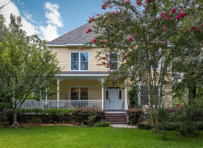 Summerville Single Family Home For Sale: 539 Central Avenue