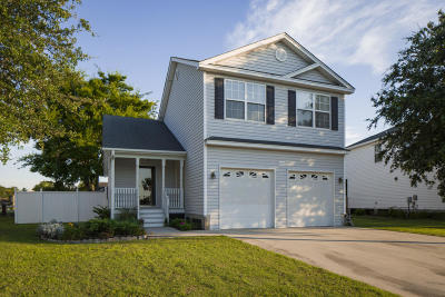 Ocean Neighbors Single Family Home Contingent: 1009 Clearspring Drive