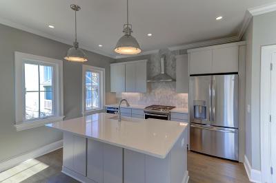 Single Family Home For Sale: 315 Ashley Avenue #C
