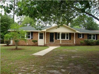 Single Family Home For Sale: 121 Camelia Drive