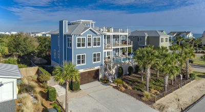 Isle Of Palms Single Family Home For Sale: 2 9th Avenue