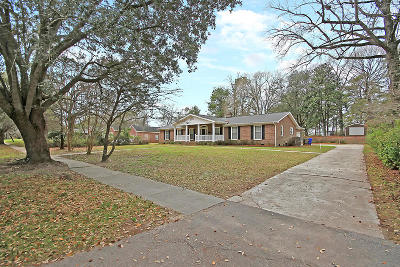 North Charleston Single Family Home For Sale: 4943 Parkside Drive