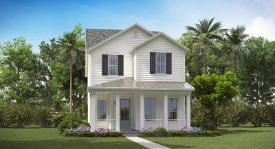 James Island Single Family Home For Sale: 1416 Pearl Channel Loop