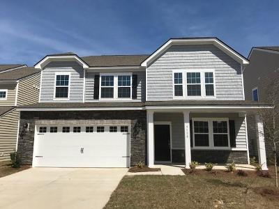 Ladson Single Family Home For Sale: 5138 Preserve Boulevard
