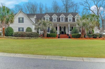 Summerville Single Family Home For Sale: 108 Duck Blind Court