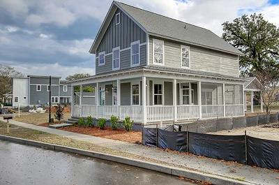Single Family Home For Sale: 1345 Hamlin Road