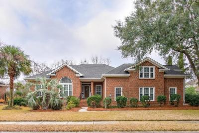 Charleston Single Family Home Contingent: 682 Lake Frances Drive
