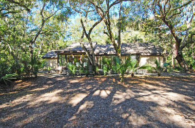 Seabrook Island Single Family Home For Sale: 2685 Gnarled Pine