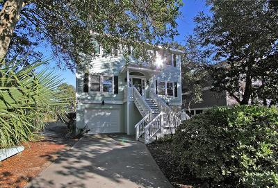 Isle Of Palms Single Family Home Contingent: 6 Frank Sottile Lane