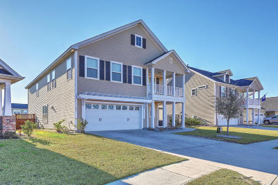 Moncks Corner Single Family Home For Sale: 133 Woodbrook Way