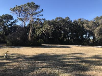 Seabrook Island Residential Lots & Land Contingent: Lot B23 Seabrook Village Drive