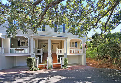 Seabrook Island Attached For Sale: 3025 High Hammock (Fairway One) Road