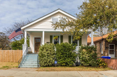 Single Family Home For Sale: 362 Huger Street