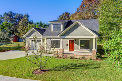North Charleston Single Family Home Contingent: 5039 Lancaster Street