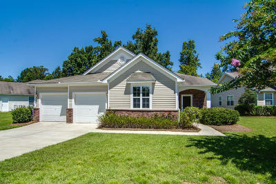 Summerville Single Family Home Contingent: 9391 N Heyward Court
