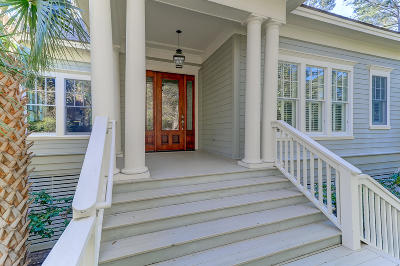Kiawah Island Single Family Home For Sale: 253 Governors Drive