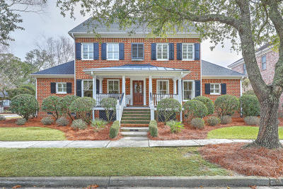Daniel Island Single Family Home For Sale: 153 Beresford Creek Street