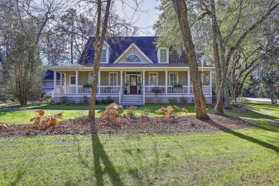 Stono Ferry, Stono Plantation Single Family Home For Sale: 5193 Timber Race Course