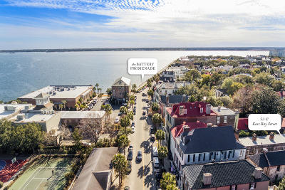 Charleston Attached For Sale: 53 East Bay Street #C