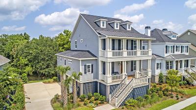 Daniel Island Single Family Home For Sale: 1906 Bellona Street